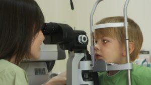 Examinare la biomicroscop