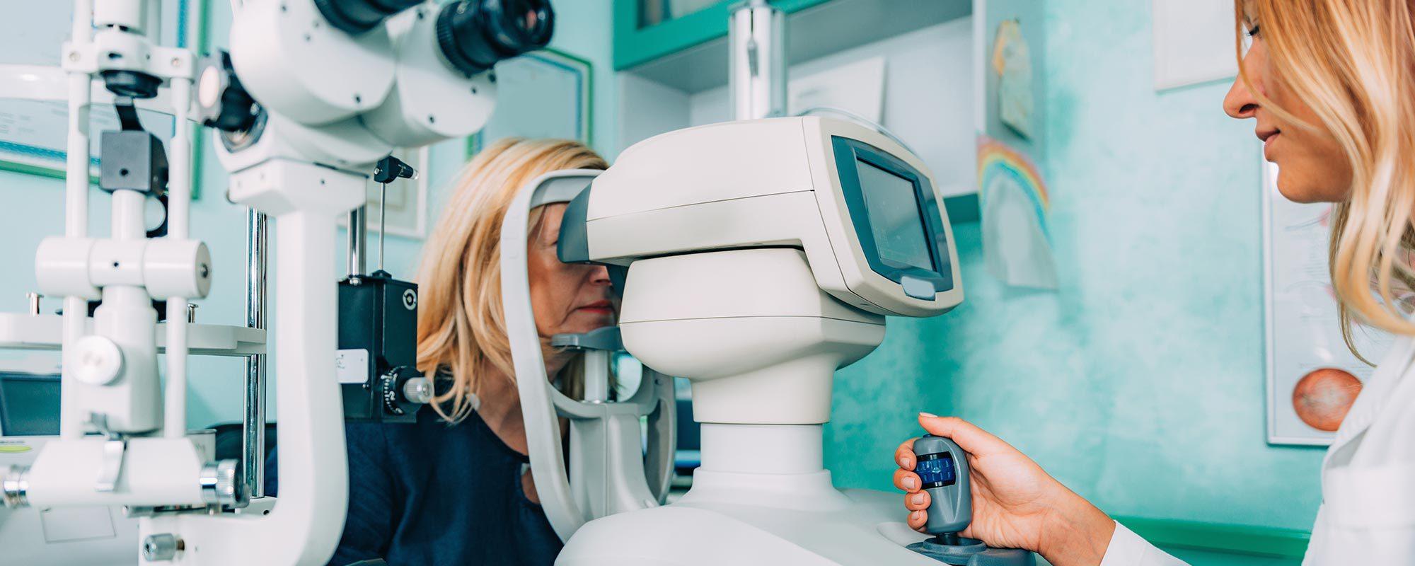 Afecțiuni oftalmologice