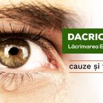 Dacriocistita Lacrimarea Excesiva la Adulti